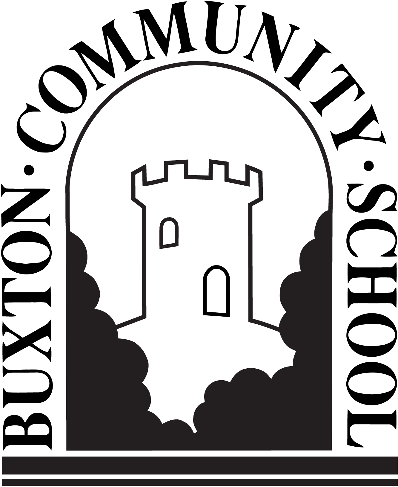 Buxton-community-school-logo