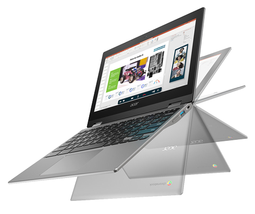 Do more with your Chromebook