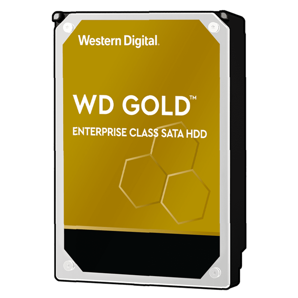 Gold HDD